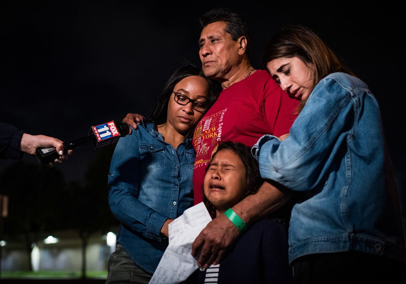Lawful permanent resident freed nearly three weeks after arrest