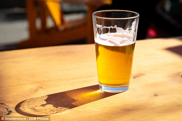 Natural ingredients: The polyphenols in beer  can reduce the likelihood of developing diabetes, blocked arteries and heart disease, which also protecting cognitive function