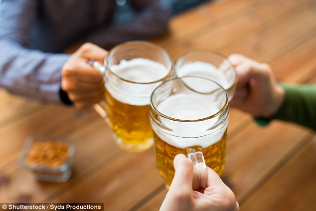Raise your glasses: Beer boasts more protein and B vitamins than wine, is high in antioxidants and can reduce the occurrence of cardiovascular disease