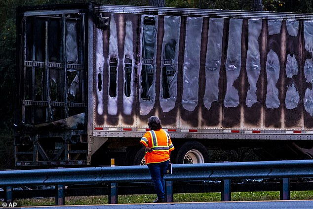 The horror crash, in the northbound lanes, closed part of the highway in both directions and caused major delays