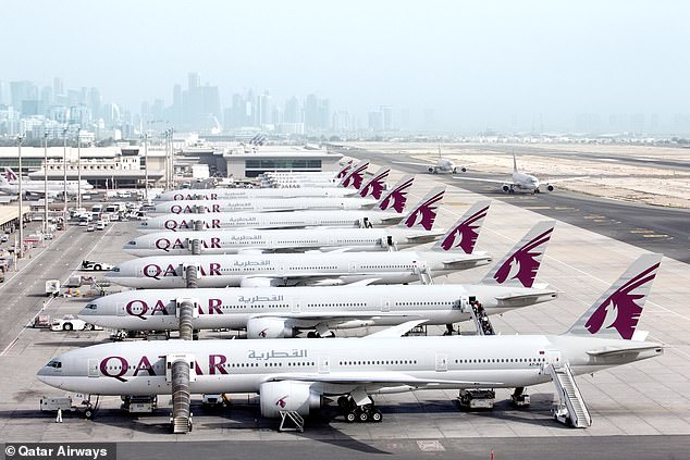 Qatar Airways is ranked as the number one airline for the second year running in an AirHelp survey
