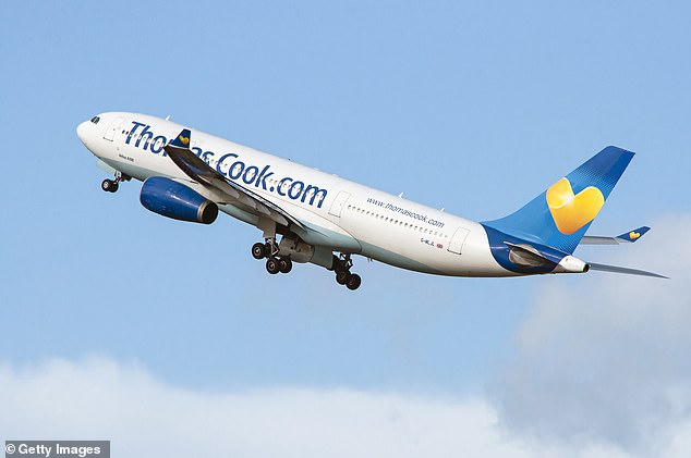 The worst ranked airline in the study was named as Thomas Cook Airlines, but it countered that the report 'lacks merit'