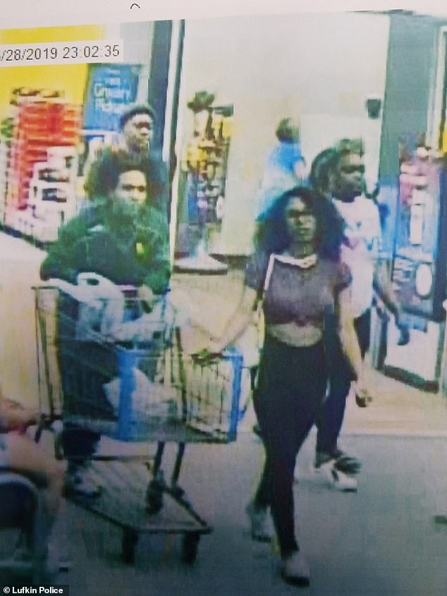 Detectives investigating the case were then able to secure video footage showing a woman who fit the suspect description on June 28 at approximately 11pm